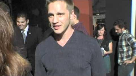 Devon Sawa at the premiere of 'Final Destination 5'