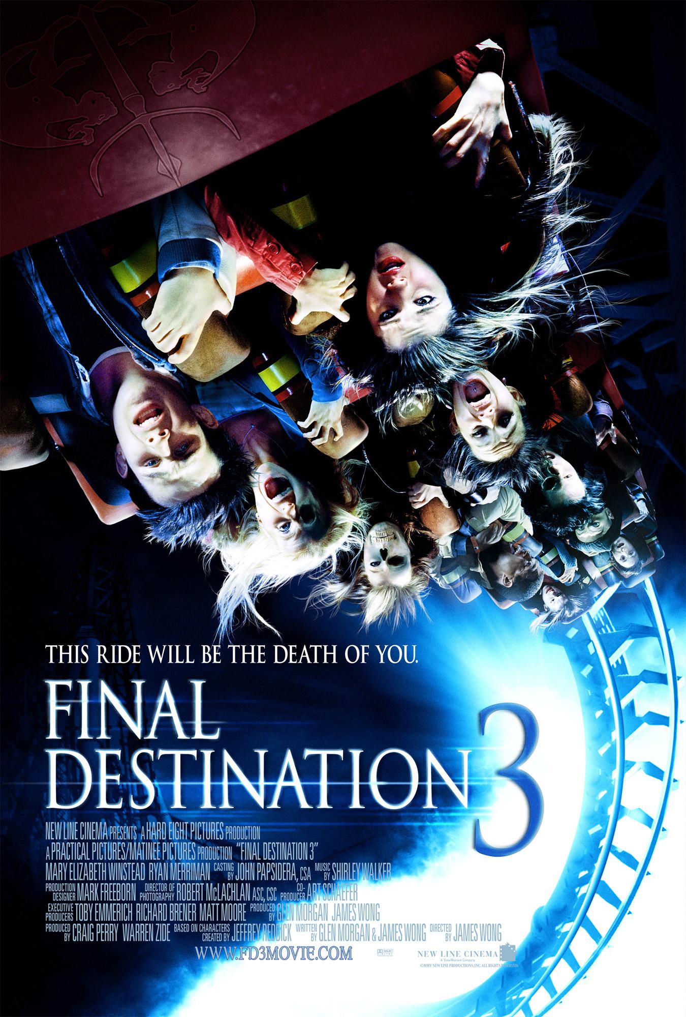 Risultati immagini per FINAL DESTINATION 3 ( 2006 ) POSTER