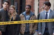 Sam, Molly, Nathan and Peter