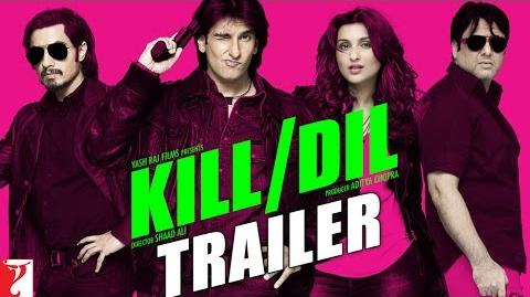 Kill Dil - Official Trailer - Ranveer Singh Ali Zafar Parineeti Chopra Govinda
