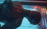 Ashlyn's charred corpse