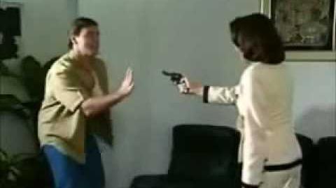 El accidente de Soraya en Maria la del barrio (Mexican telenovela)