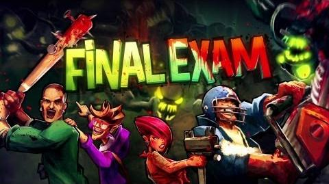 FINAL EXAM OVERVIEW TRAILER