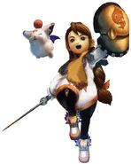 Clavat Final Fantasy