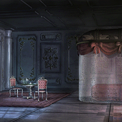 Garnet's room.