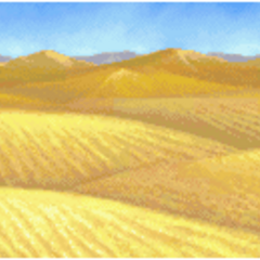 Background Desert.