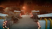 Imperial Base in Insomnia in FFXVRE