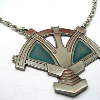 Vaan's necklace.