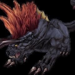 Игровая модель Бегемота из <i>Crisis Core -Final Fantasy VII-</i>.