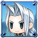DFFNT Player Icon Sephiroth PFF 001