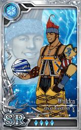 FF10 Wakka SR I Artniks