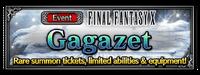 FFBE Event Gagazet