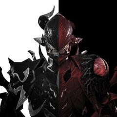 Duality album artwork.