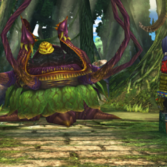 Lord Ochu in <i>Final Fantasy X</i>.
