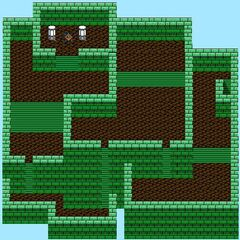 Pandaemonium's Second Floor (NES).