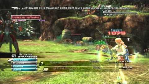 Final Fantasy XIII Combat contre Hécatonchire