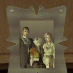 A família Estheim.