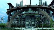 Rubrum Peristylium Suzaku Magic Academy Final Fantasy Type 0