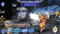 DFFOO Blizzard Combo