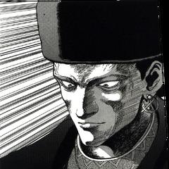 Desch possessed in <i>Yūkyū no Kaze Densetsu: Final Fantasy III Yori</i>.