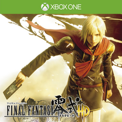 <i>Final Fantasy Type-0 HD</i><br />Xbox One<br />Japan; March 19, 2015