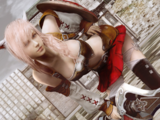 Lightning Returns: Final Fantasy XIII victory poses