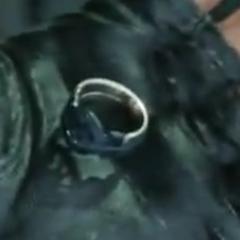 Кольцо Люциев в руке Люче Лазаруса в <i><a href=