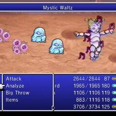 Mystic Waltz.