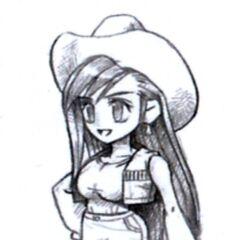 Cowgirl Tifa.
