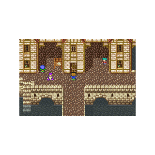 The town of Walse (GBA).