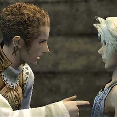 Balthier and <a href=