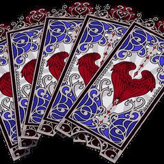 Ace's Magician's Deck.