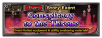 FFBE Event Conspiracy to the Throne