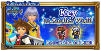 FFRK Key to Another World Banner