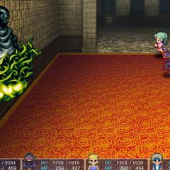 Сражение с Чадарнуком в форме Демона в версии для <a href=