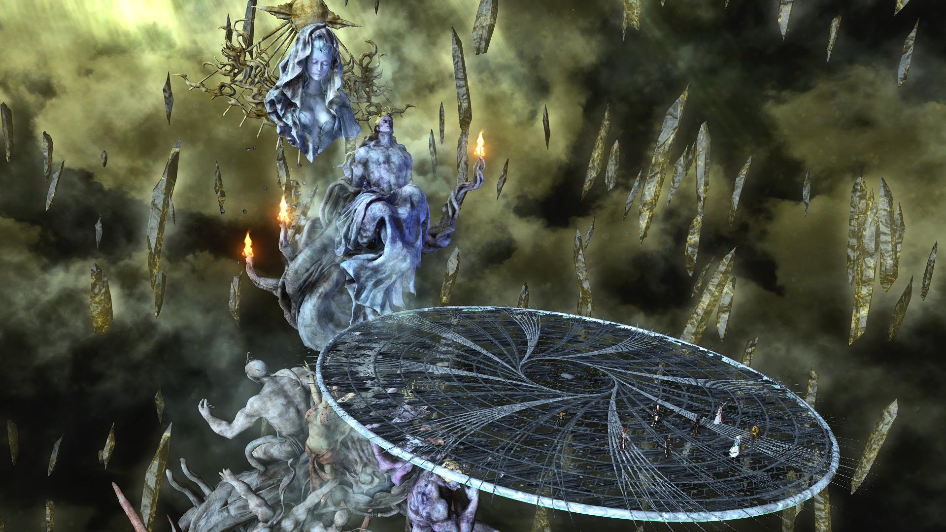 Statue of the Gods | Final Fantasy Wiki | FANDOM powered by Wikia