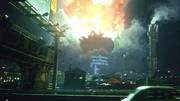 FVIIR Mako 1 explosion
