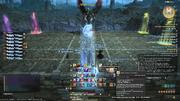 Fulmination from FFXIV prebattle screenshot