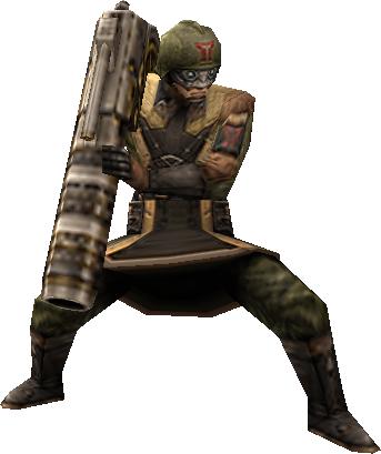 RPG-155 Gunner