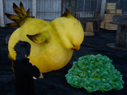 Premium Gysahl Greens from FFXV