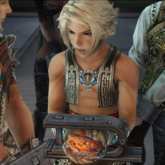 Vaan relinquishes the <a href=
