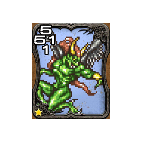 Enkidu from <i>Final Fantasy V</i>.