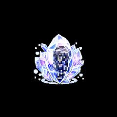 Cid Raines's Memory Crystal III.