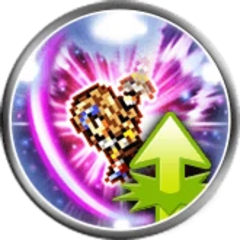 Icon for Seiken Climhazzard version in <i>Final Fantasy Record Keeper</i> [FFIX].