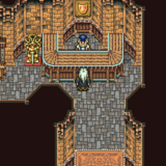 Mobliz's armor shop (GBA).