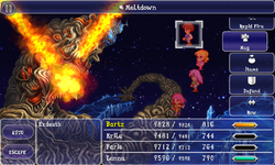 FFV iOS Meltdown