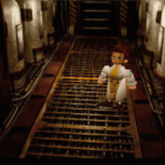 Shera in <i>Final Fantasy VII</i>.