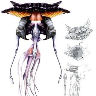 Concept Art of Sinspawn Echuilles.