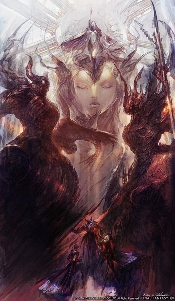 Warring Triad (Final Fantasy XIV) | Final Fantasy Wiki | FANDOM