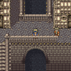 Albrook, the occupied city (GBA).
